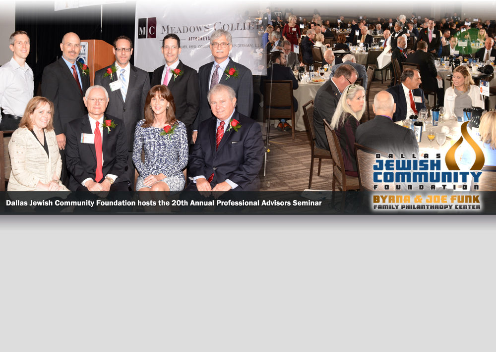 20th Annual Professional Advisors Seminar